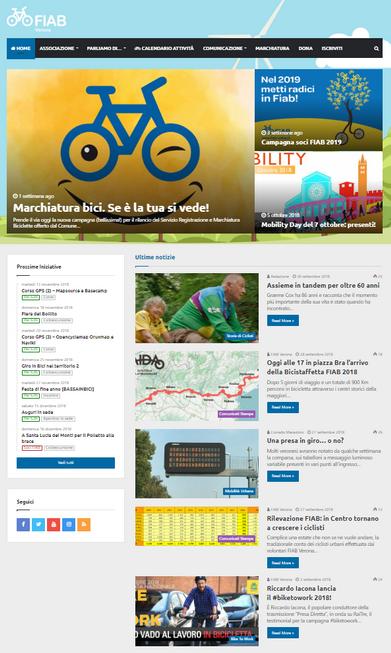 I ciclisti del sito di incontri