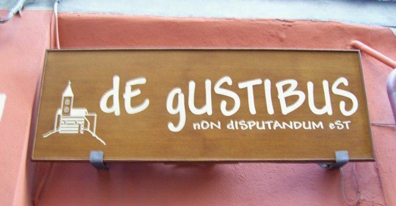 Photo of [ANNULLATA] De gustibus