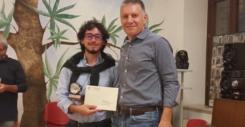 """Photo of A Marco Occhipinti il premio """"Amico della Bicicletta 2018"""""""