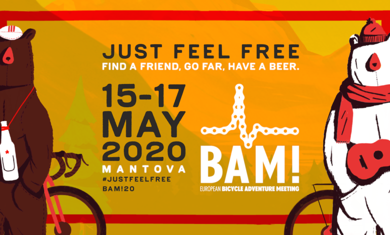 Photo of BAM Raduno europeo dei viaggiatori in bicicletta