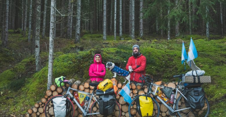 Photo of [FUORI PROGRAMMA] Carla, Leo e Piri in giro per l'Italia in bici