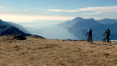 Photo of Sentieri puliti e mountain bike sostenibile con GARBA