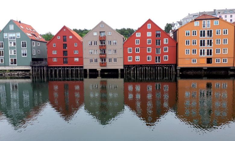 Trondheim Norvegia