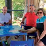 Con Piercarlo, coordinatore FIAB della Lombardia, verso Casalmaggiore