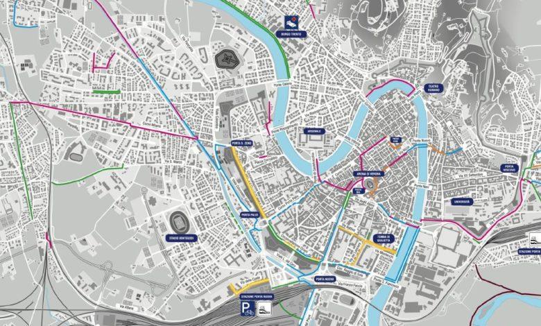 Photo of NL 2020/30 – Nuova mappa della cicilabilità a Verona – Appuntamenti