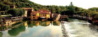 Borghetto di Valeggio sul Mincio e Mantova [Bassainbici]